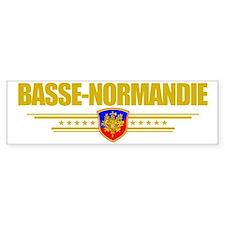 Basse-Normandie (Flag 10) pocket Bumper Sticker