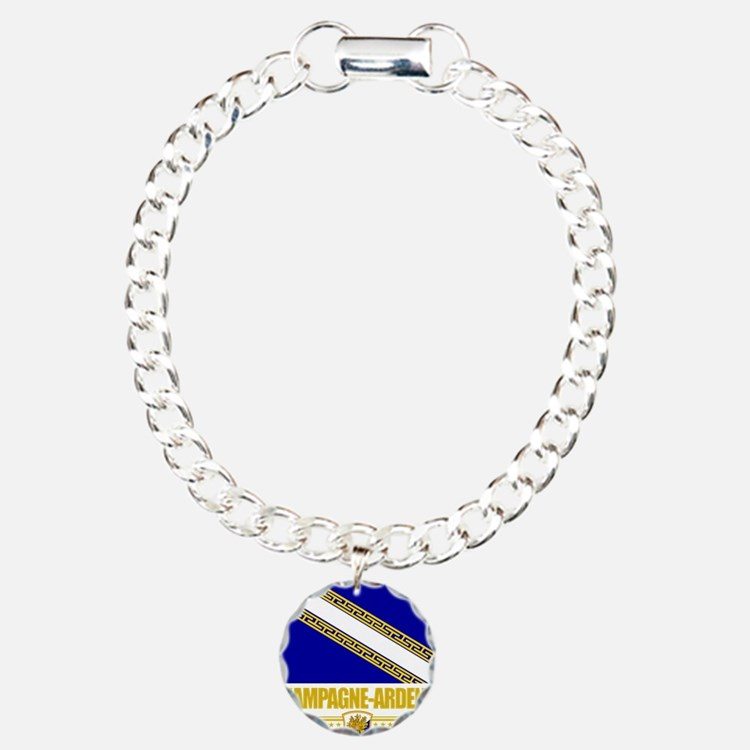 Champagne-Ardenne (Flag  Bracelet