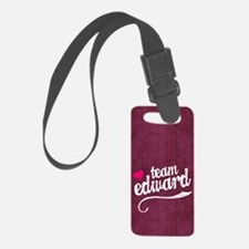 444 Edward Luggage Tag