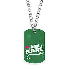 444 Edward 2 Dog Tags