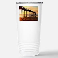 Scripps-Pier-Sunset1 Travel Mug