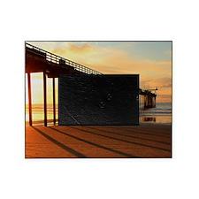 Scripps-Pier-Sunset1 Picture Frame