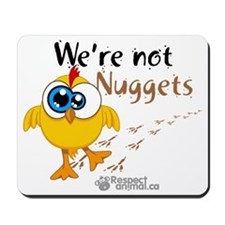 not-nuggets-pins-02 Mousepad