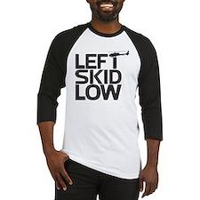 leftskidlow-T-10x10 Baseball Jersey