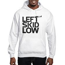 leftskidlow-T-10x10 Hoodie
