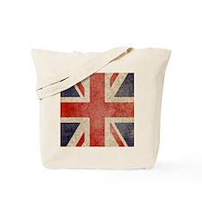 iPad Faded UK Tote Bag