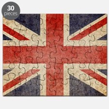 Faded UK Puzzle