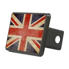 Faded UK Hitch Cover