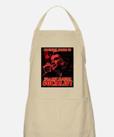 An Enemy Among Us Small Poster Apron