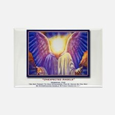 angel Rectangle Magnet (10 pack)