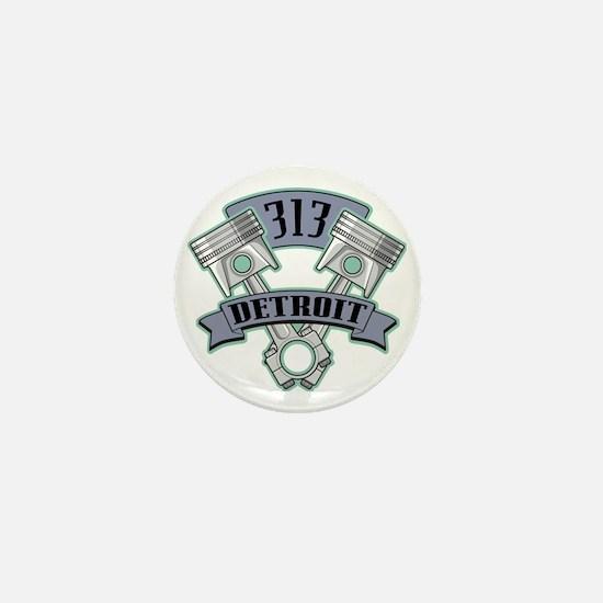 Piston Logo 2 Mini Button