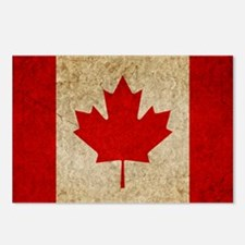 Faded Canada Postcards (Package of 8)