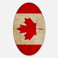 iPad Faded Canada Decal