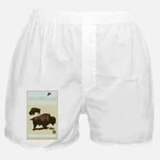 yellowstone2 Boxer Shorts
