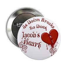 "Jacobs Heart 2.25"" Button"