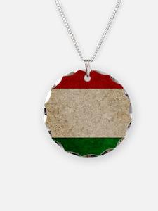 iPad Faded Italy Necklace