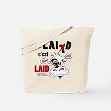lait-laid-01 Tote Bag