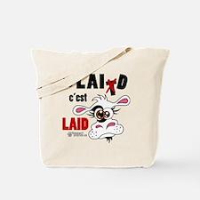 lait-laid-pins-02 Tote Bag