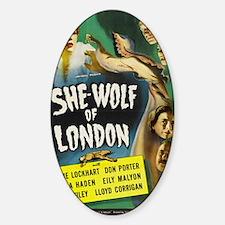 shewolflondon300dpi BIG Decal