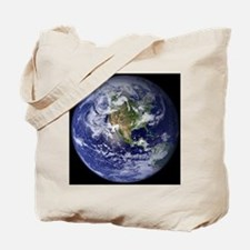 planetearthlaptopskin Tote Bag