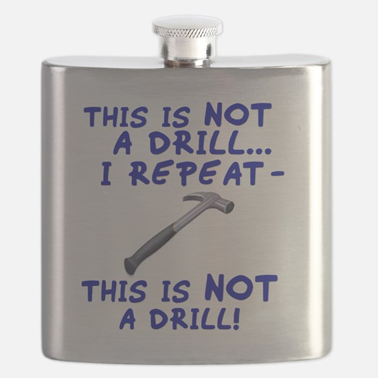 not-a-drill Flask