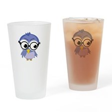nerdybirdy2 Drinking Glass