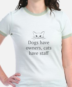 Cats Have Staff T