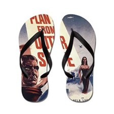 Plan_nine_from_outer_spacE BIG Flip Flops