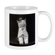 The Dapper Cat, 1906 Mugs