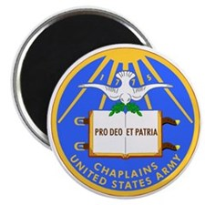 army chaplins Magnet