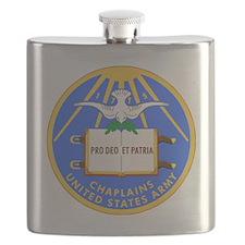 army chaplins Flask