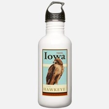 iowa Water Bottle