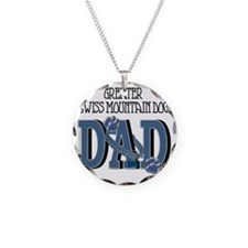 GreaterSwissMountainDogDAD Necklace
