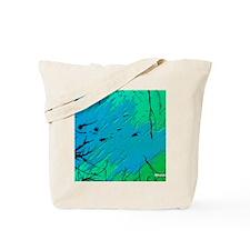 Mousepad-Rect-Art02-BluePntCreeps Tote Bag