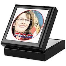 Palin-Eagle-10trans Keepsake Box
