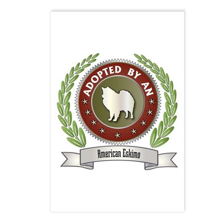 Eskimo Adopted Postcards (Package of 8)
