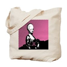 marie-antoinette-pop-art_b Tote Bag