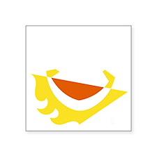 "WOKCHEF Square Sticker 3"" x 3"""
