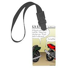 w_website 155 Baffled Bikes_CLR Luggage Tag