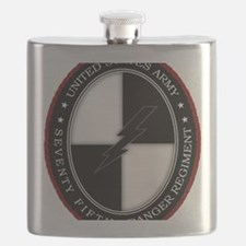 75th SOCOM Flask
