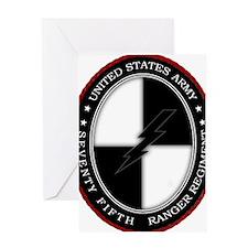 75th SOCOM Greeting Card