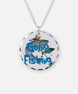 going fishing Necklace