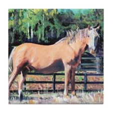 Duster by RD Riccoboni 9 x 12 Tile Coaster