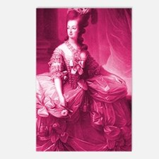 marie-antoinette-pinkifie Postcards (Package of 8)