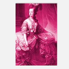 marie-antoinette-pinkifie Postcards (Package of 8)
