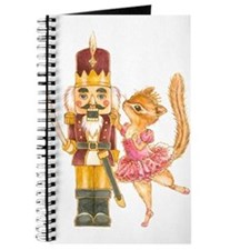Unique Nutcracker ballet Journal