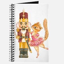 Cute Nutcracker ballet Journal