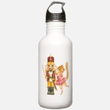 Funny Nutcracker Water Bottle