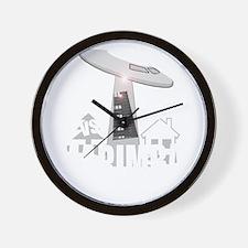 funny marimba musical mallet Wall Clock