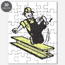 Throwback Steelers Puzzle